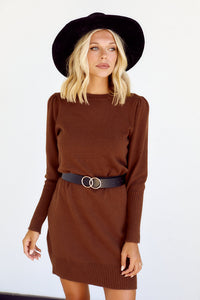 Ridley Puff Sleeve Dress