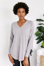 Load image into Gallery viewer, Jaycee V-Neck Sweater