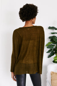 Piko Perrin Knit Sweater
