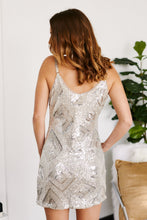 Load image into Gallery viewer, Monte Sequin Dress