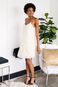 PreOrder Catalina Sequin Fringe Dress