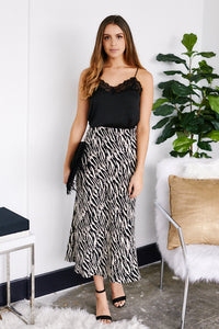 fab'rik - Bella Animal Print Skirt ProductImage-13131020468282