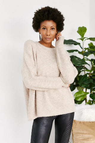 Chandler Oversized Sweater