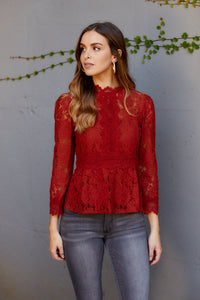 Barinas Long Sleeve Top