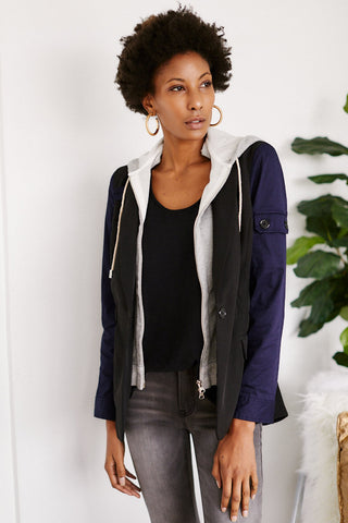 Connely Hooded Jacket