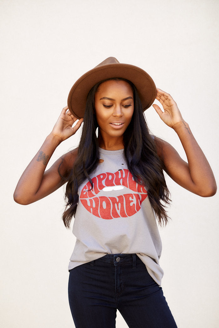 fab'rik - Empower Women Graphic Tee ProductImage-13289924624442