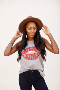 Empower Women Graphic Tee