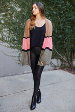 Load image into Gallery viewer, SALE - Lyla Colorblock Cardigan