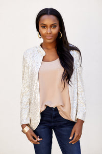 Bianca Sequin Jacket