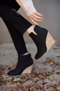 Sydney Wedge Bootie