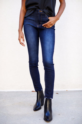 PreOrder Montauk Mid Rise Skinny Jeans