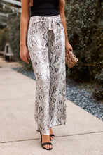 Load image into Gallery viewer, SALE - Maylin Snake Skin Printed Pants