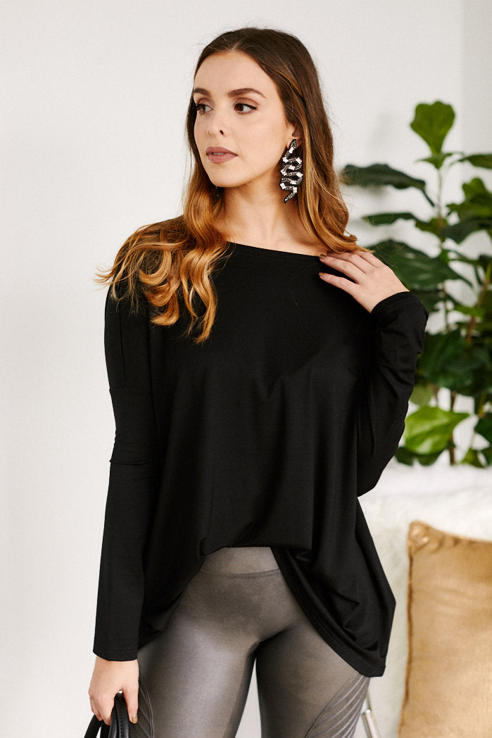 fab'rik - Piko Knit Blouse ProductImage-13305293176890