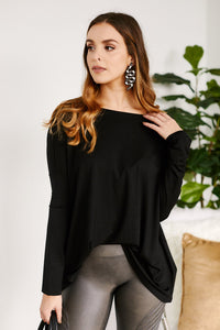 fab'rik - Piko Knit Blouse ProductImage-13305293045818