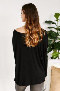 Piko Knit Blouse