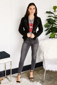 fab'rik - Asher Rachel Studded Jacket ProductImage-13304942100538