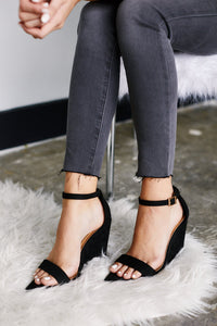 Exclusive Wedge Heel