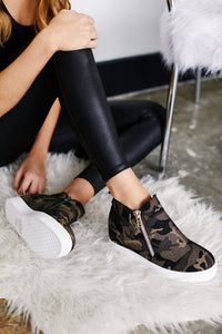 fab'rik - Rise Camo Wedge Sneaker ProductImage-13305330892858