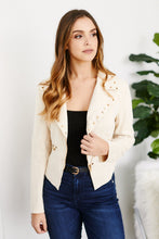 Load image into Gallery viewer, Asher Rachel Studded Jacket