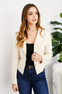 Asher Rachel Studded Jacket