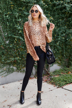 Load image into Gallery viewer, Joni Leopard Printed Sweater