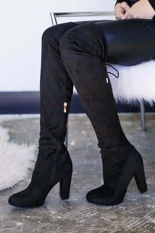 Adela Over The Knee Boot