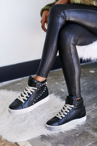 Teagan Studded Tennis Shoe