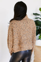 Load image into Gallery viewer, Orla Knit Turtleneck Sweater