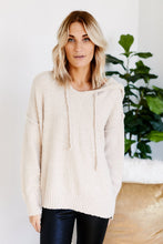 Load image into Gallery viewer, Maria Hooded Sweater