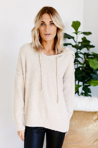 Maria Hooded Sweater