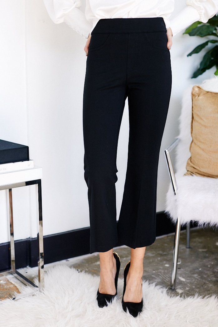 fab'rik - Spanx Ponte Cropped Flare Pant ProductImage-13541806571578