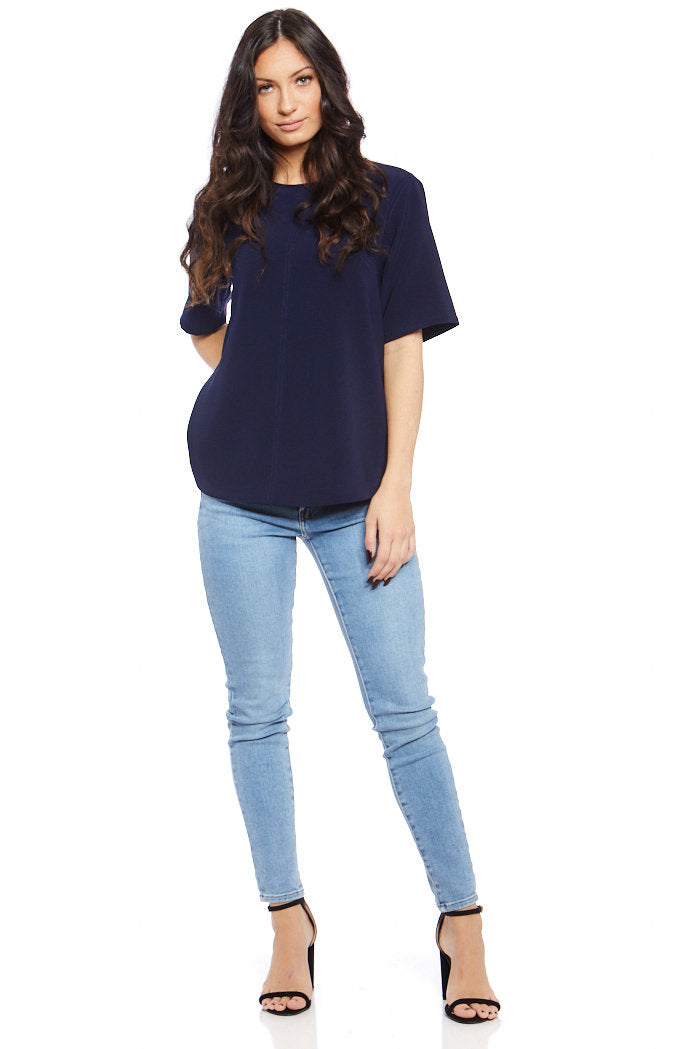 fab'rik - Olivia Structured Blouse ProductImage-6883923689530