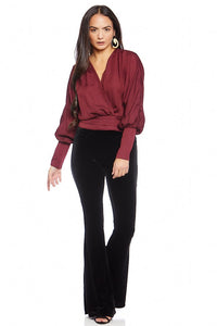 fab'rik - Blank NYC The Grand Dame Velvet Flares ProductImage-6861548486714
