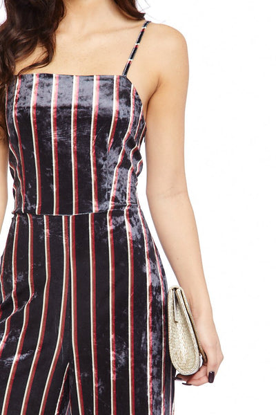 fab'rik - Stella Striped Jumpsuit image thumbnail