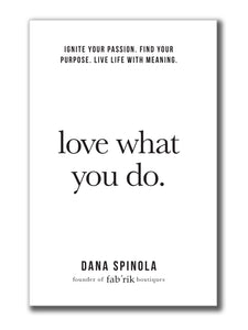 fab'rik - Love What You Do Book - Signed Copy ProductImage-6671540486202