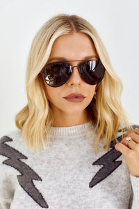 Westley Aviator Sunglasses