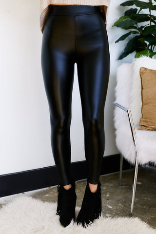Mason Coated Leggings