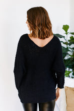 Load image into Gallery viewer, Fletcher V Neck Sweater
