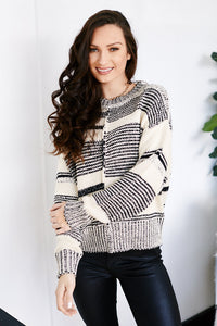 Frances Stripe Sweater