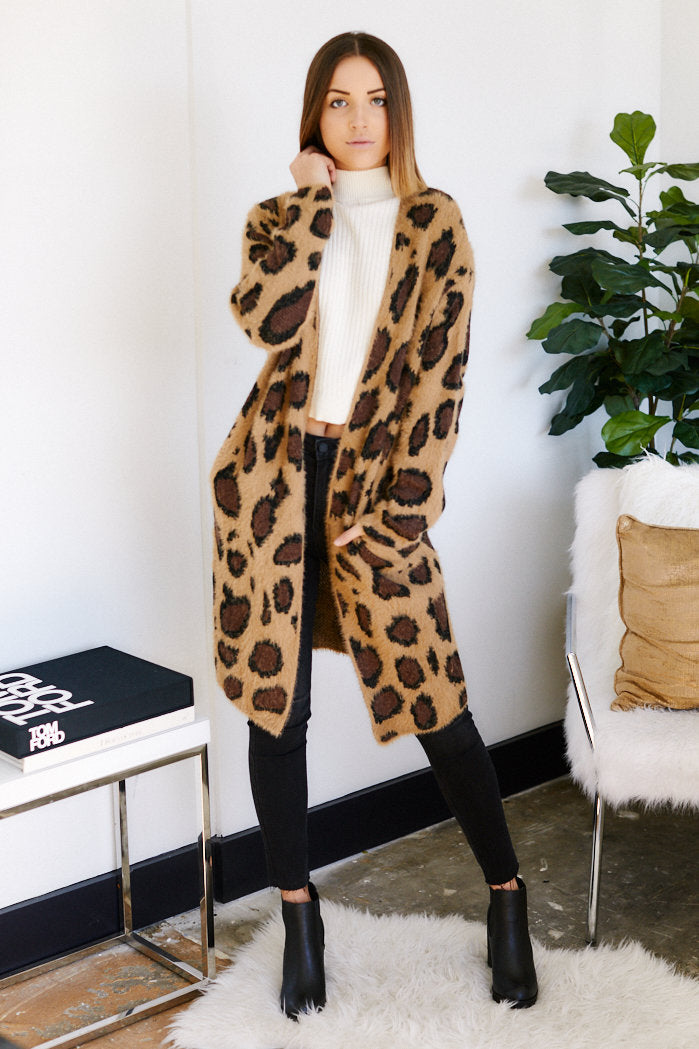 fab'rik - Bartlett Leopard Cardigan ProductImage-13583470723130