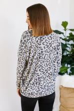Load image into Gallery viewer, Athens Leopard Print Long Sleeve Tunic