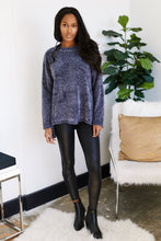 Load image into Gallery viewer, Sage Chenille Sweater