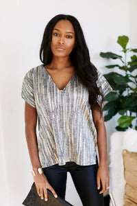 fab'rik - Marion Metallic Blouse ProductImage-13583442903098