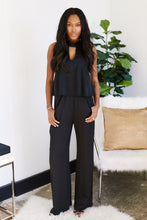 Load image into Gallery viewer, Alexia High Neck Jumpsuit