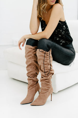 Valeria Cinched Boot