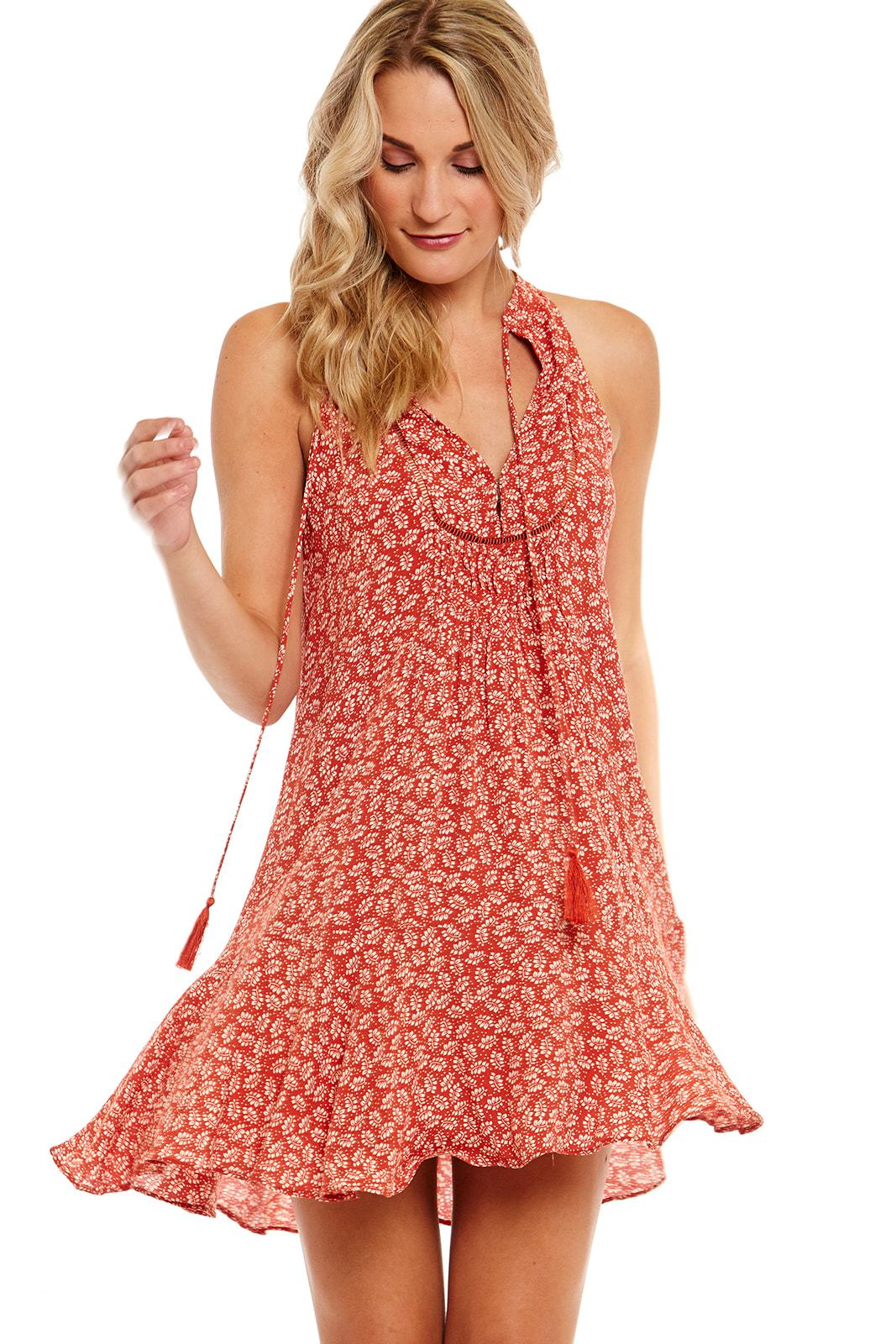fab'rik - EVERLYN PRINTED DRESS ProductImage-13305559089210