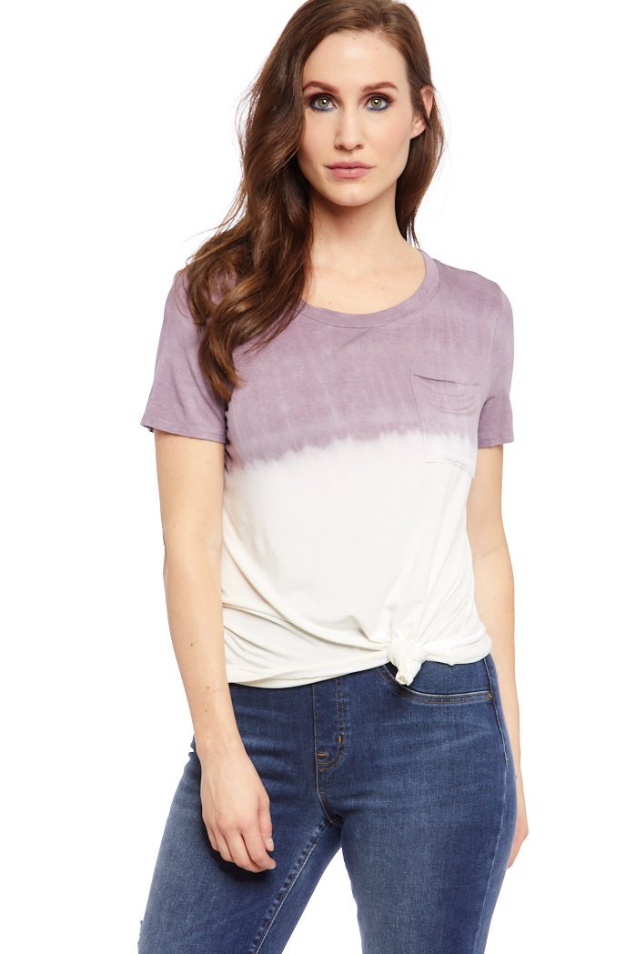 fab'rik - Zoya Ombre Printed Tee ProductImage-7718580125754