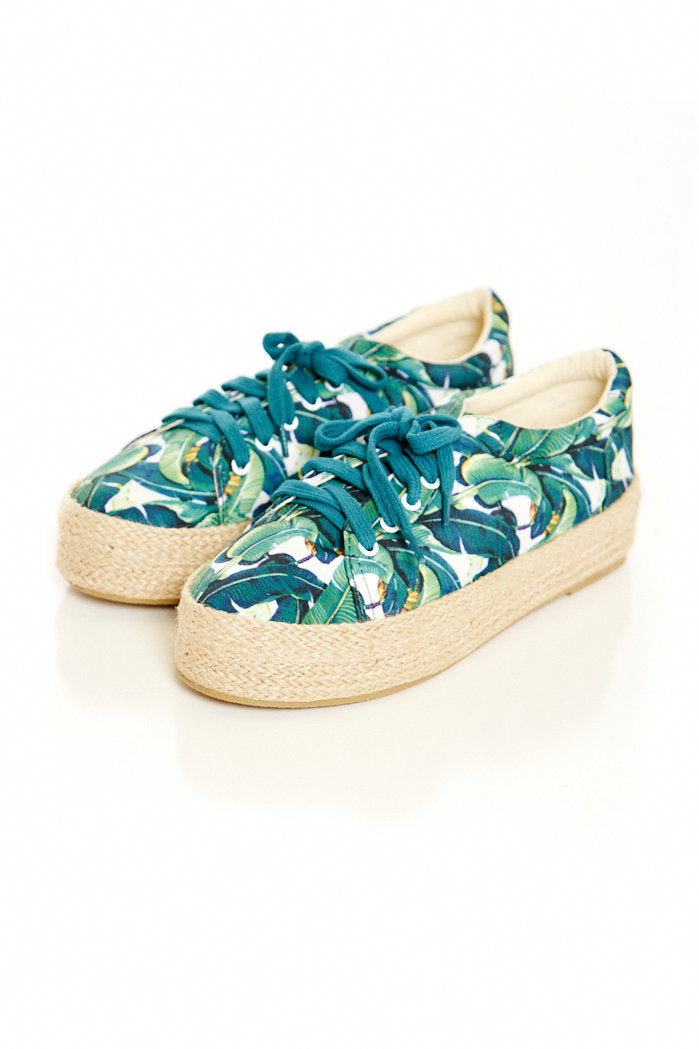 fab'rik - RAYMOND TROPICAL ESPADRILLE SNEAKER ProductImage-4618745741370
