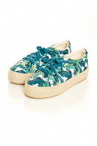 fab'rik - RAYMOND TROPICAL ESPADRILLE SNEAKER ProductImage-4618745675834