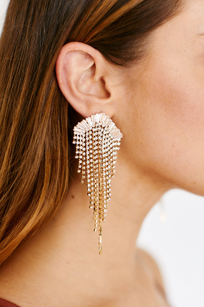 Forever Lovely Drop Earrings